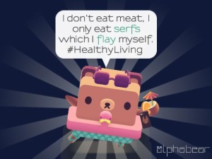Alphabear Share Picture